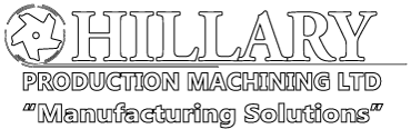 Hillary Production Machining LTD. – Winnipeg Machine Shop & Laser Cutting